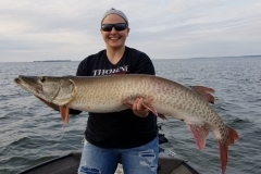 Caitlin Cummings Bissen, Stevens Point, WI, 48-incher, Leech Lake, MN.