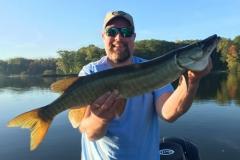 Trae Anderson, Marengo, IL, 30-incher, Chippewa Flowage, WI.