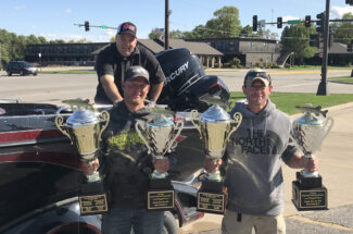 Raley & Osfar Win PMTT Ranger Boats World Championship & Top Gun/Team of the Year